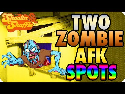 Thumbnail: Shaolin Shuffle Glitches: Two Jump-In Zombie AFK Spots - Infinite Warfare