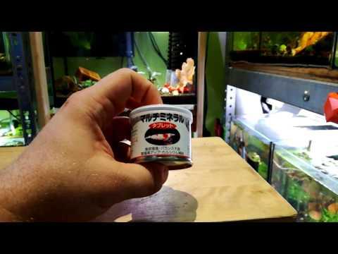 Multifunkcjonalne Tabletki Mineralne / Multifunction Mineral Tabs
