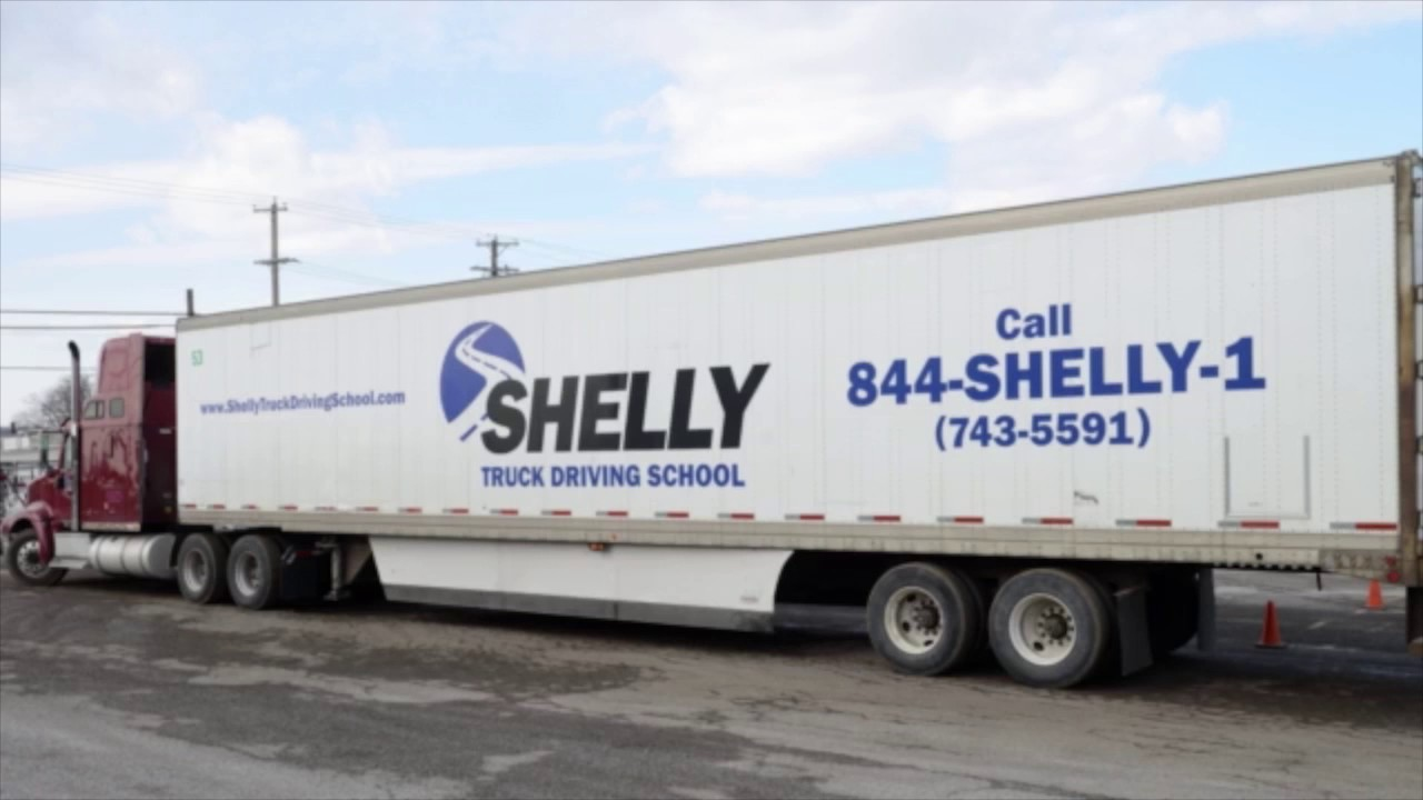 Ats At Shelly Truck Driving School Youtube