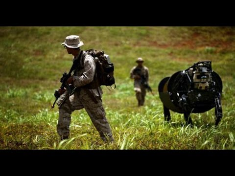 United States Marine Corps Training with Military Experimental Weapons -  RIMPAC 2014