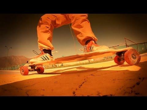 Gas: Longboard X San Carlos