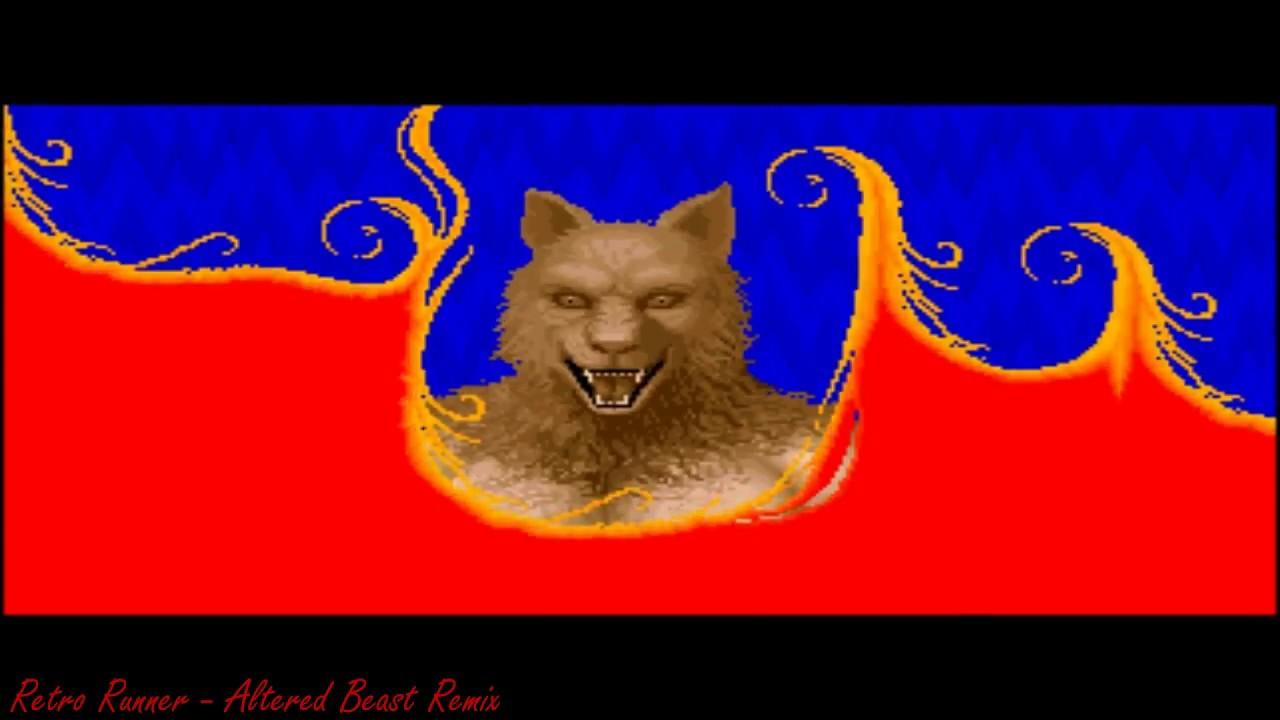 Sega Altered Beast Music Remix Youtube