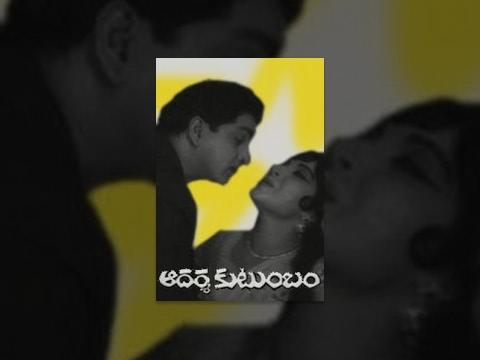 ANR Aadarsa Kutumbam Telugu Full Movie | ANR | Jayalalitha | Anjali | Gummadi | Mango Videos