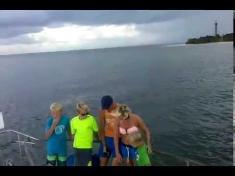 Private Yacht Charter with Your Family - Captain Pauls Cape Coral Florida