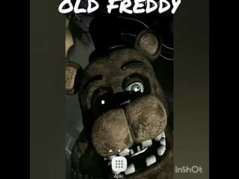 Sonidos de los Animatronicos/old Freddy old Bonnie old chica old foxy