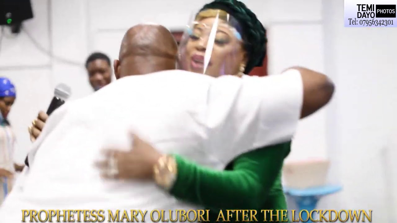 Download PROPHETESS MARY OLUBORI BOUNCES BACK INTO LIMELIGHT AMIDST FALSE ALLEGATIONS part 1