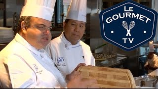 Chef Tip - The Cutting Board  - Legourmettv | George Brown Chef School