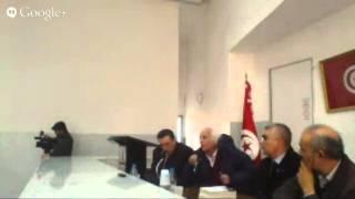 Samir Amin:  Défis géopolitiques et économiques à la lumière des révolutions arabes