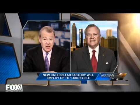Georgia Gov. Nathan Deal on FOX Business