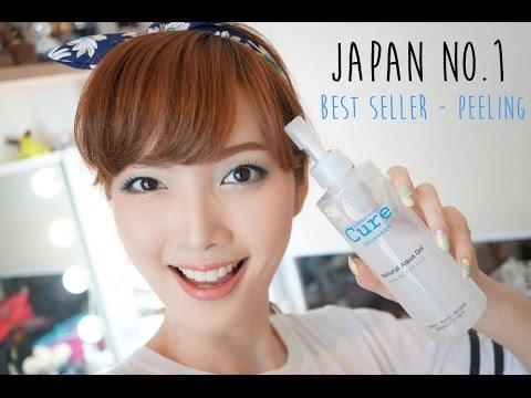 รีวิว Cure Natural Aqua Gel - Japan No.1 Peeling gel | Kirari TV