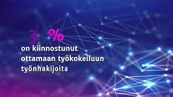 TE-palvelut ICT- alan työnhakijan tukena