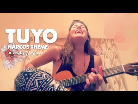 Narcos Theme Song - Acoustic Cover by Delfina
