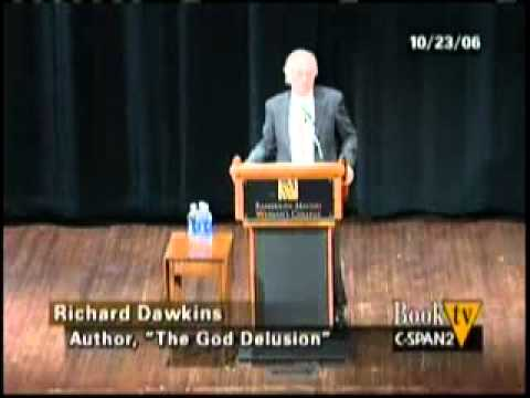 Richard Dawkins: The God Delusion + Questions and Answers