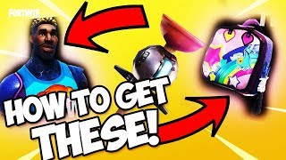 *NOT CLICKBAIT* HOW TO GET THE BRITE BOMBER BAG AND BRITE MAN! PATCH V3.6.0 (Fortnite Battle Royale)