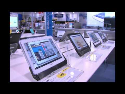 Samsung Experience Store in Best Buy stores