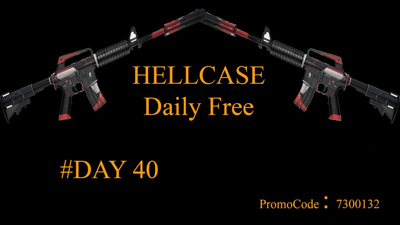 Hellcase Daily Free