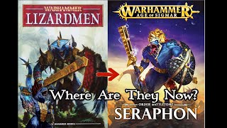What Happened to the Warhammer Fantasy Races? Age of Sigmar Introduction Series Part 1