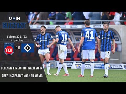 Scholles Blitzfazit zum Spiel   FC Heidenheim 0:0 HSV   Saison 21/22   #027
