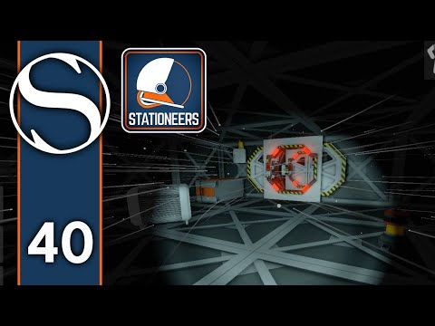 #40 Stationeers - Stationeers Gameplay [Noisy Base Is Noisy]