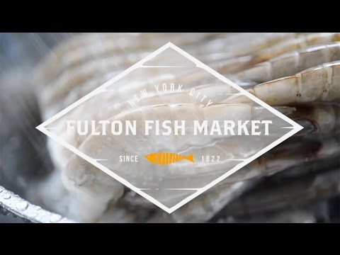 Fresh, Sustainable and Delicious Seafood! | Fulton Fish Market