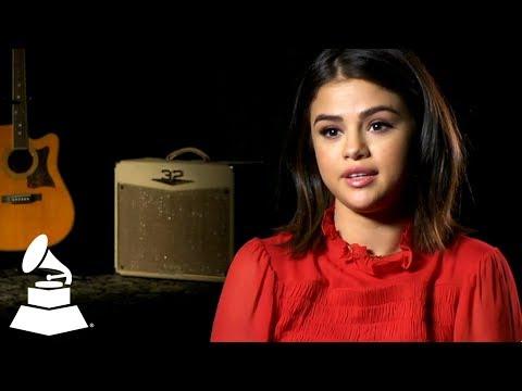 "Selena Gomez on ""Fetish"" Collab wGucci Mane  Recording Academy  The GRAMMYs"