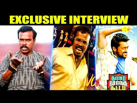 Sodakku Song Live Performance By Anthony Daasan | Anthony Daasan Open's All His Secrets |Interview