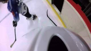Koniec hokejky