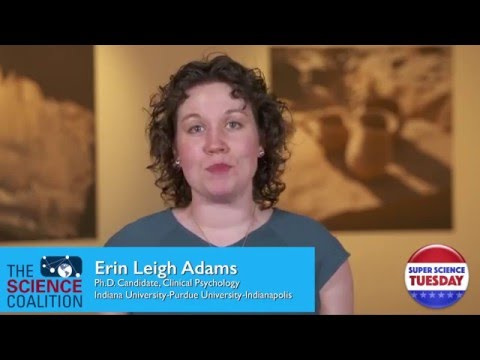 Erin Leigh Adams, Indiana University-Purdue University-Indianapolis