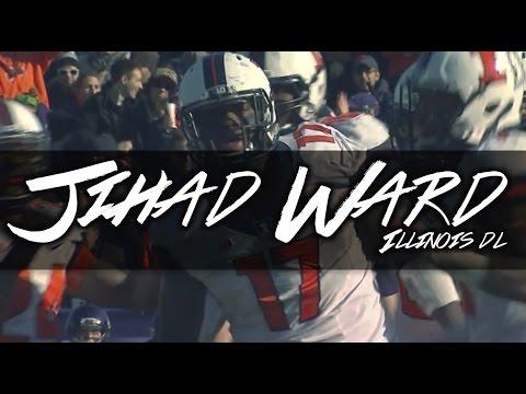 Jihad Ward || Illinois DL Highlight Mix