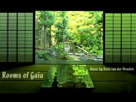rooms of gaia for balance, relaxation, meditation, zen, yoga