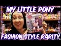 My Little Pony: Fashion Style Rarity - Review