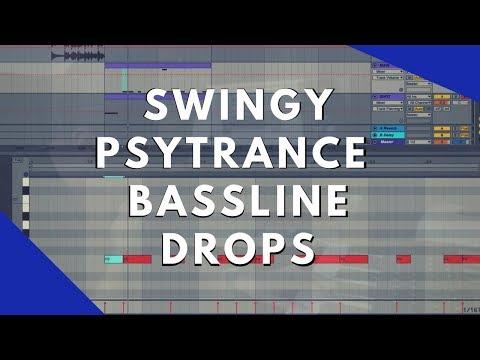 Swing Based Psytrance Basslines