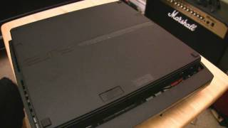 PS3 Slim Hard Disk Drive Swap