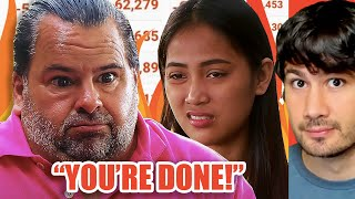 Sad Man Gets Dumped On Television By Filipina   The Ballad Of Big Ed From 90 Day Fiancé