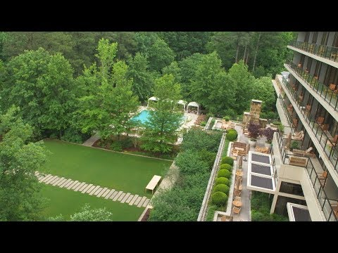 The Umstead Hotel And Spa | NC Weekend | UNC-TV
