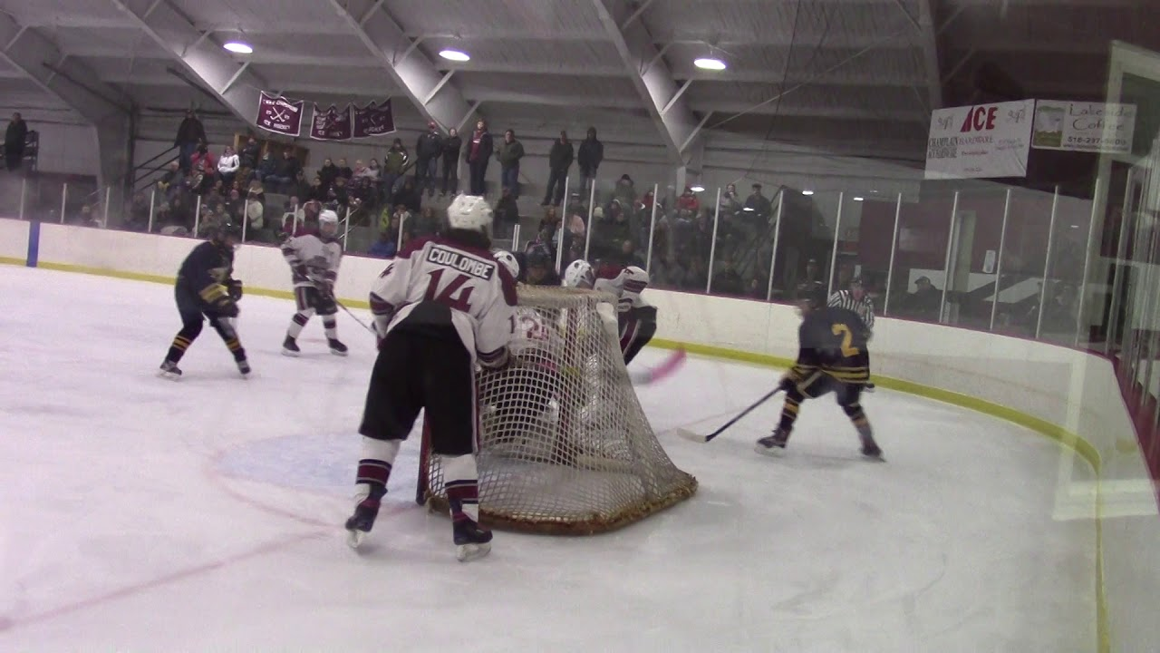 NCCS - Lake Placid Hockey Q-F  2-19-19