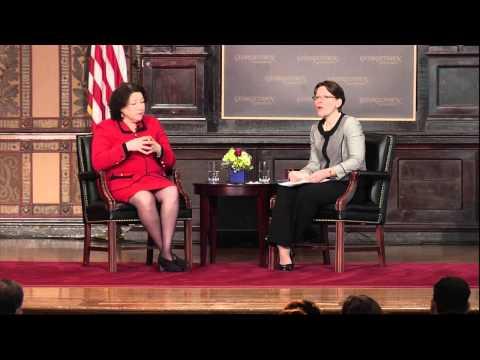 Bernstein Symposium with Sonia Sotomayor