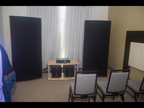 Soundlab And Bricasti At The California Audio Show 2019