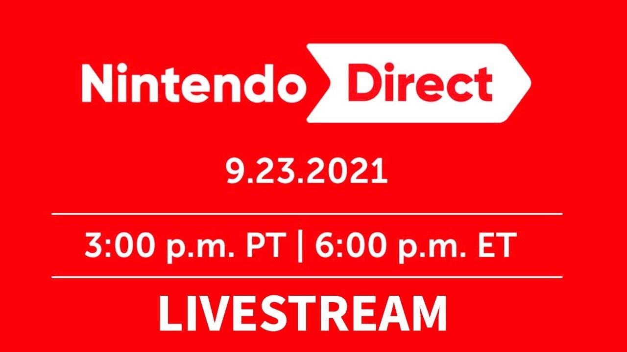 Download Nintendo Direct Livestream (9.23.21)