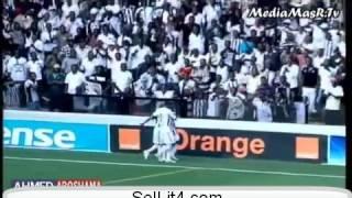 اهداف مباراة الاهلى و مازيمبى 2-0 .