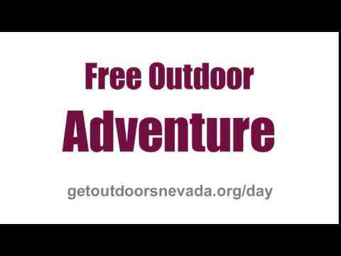 Your Brain, Get Outdoors Nevada Day