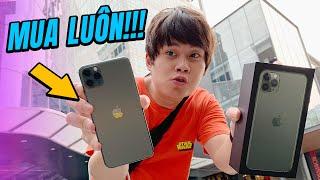 VỪA MUA iPHONE 11 PRO MAX 30 CỦ TRÊN TAY LUÔN CHO ANH EM:)))