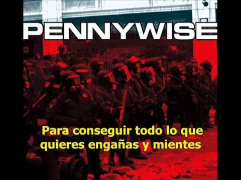 Pennywise - Greed subtitulado español