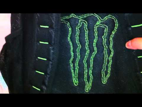 monster energy 60 tab backpack