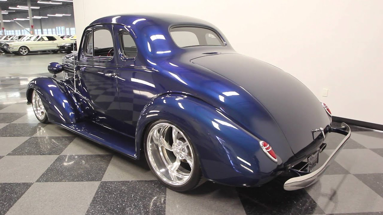 85 TPA 1938 Chevy Coupe