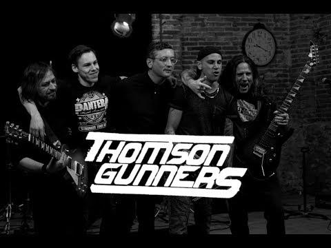 Thomson Gunners   Live @ La Tanière