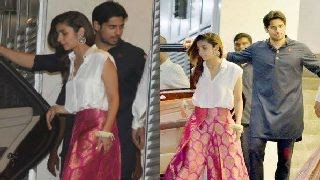 Sidharth Malhotra FIGHTS with Girlfriend Alia Bhatt in Public