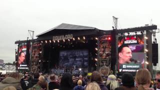 Volbeat - Still Counting @Download 2014