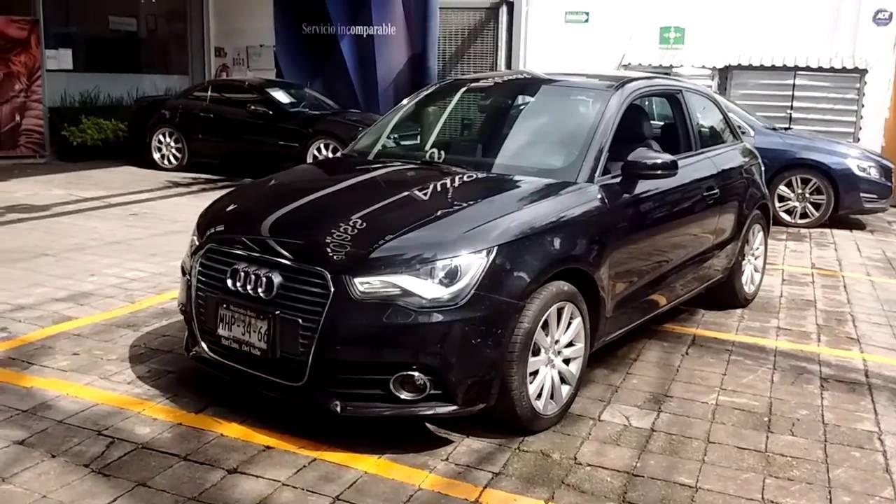 Audi A1 Envy 1 4 Negro 2011 Youtube