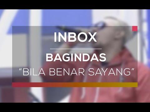 Bagindas - Bila Benar Sayang (Live on Inbox)